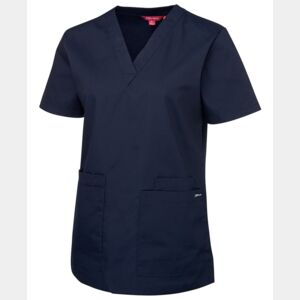 JB's Ladies Scrubs Top Thumbnail
