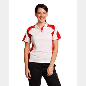 Womens Alliance Polo Thumbnail