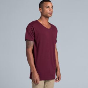 Shadow Scoop Neck Tee Thumbnail